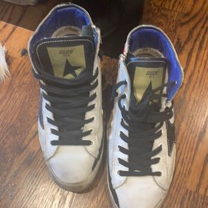 GOLDEN GOOSE Francy Sneakers In White